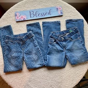 Pair of Girl's Jeans